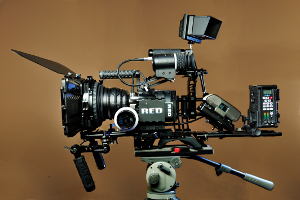 Red Scarlet Side View